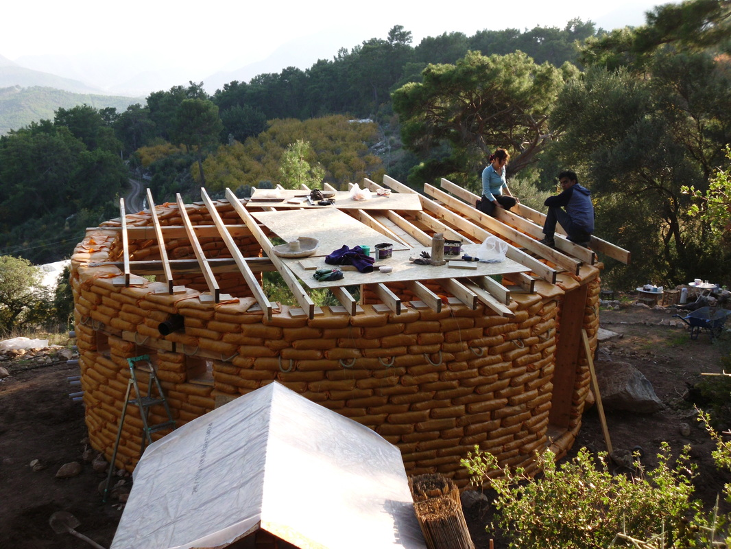 Multi Storeyed Earthbag Houses A4architect Com Nairobi